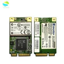 Azurewave rtl8187b AW-GU701 54mbps mini pci-e sem fio wlan cartão wi-fi