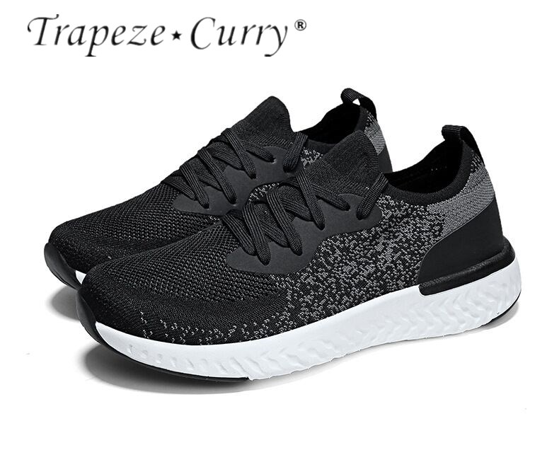 New listing hot sale brand summer Mesh fly weave Breathable women running sneakers T1881
