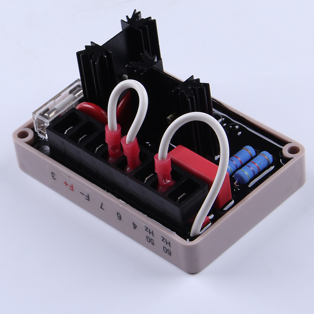 Standy Power Generator AVR SE350 adjustable voltage regulator stabilizer motor alternator Accessories Protector Governor цена