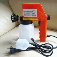 PG 350 Electric Paint Spray Gun 600ml 220V Household DIY Spray Guns Electric Hand Sparay Gun