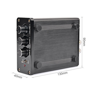 Image 4 - AIYIMA TPA3116 Digital Audio Amplifier Amplificador 2.0 HIFI Bluetooth 4.2 Class D Stereo High Power Amp 100W*2 Home Theater