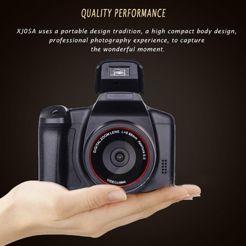 Cewaal professionnel numérique caméscope numérique caméra numérique 1200 W optique Zoom 4X DVR photographie Photo CMOS DV caméscope - 5