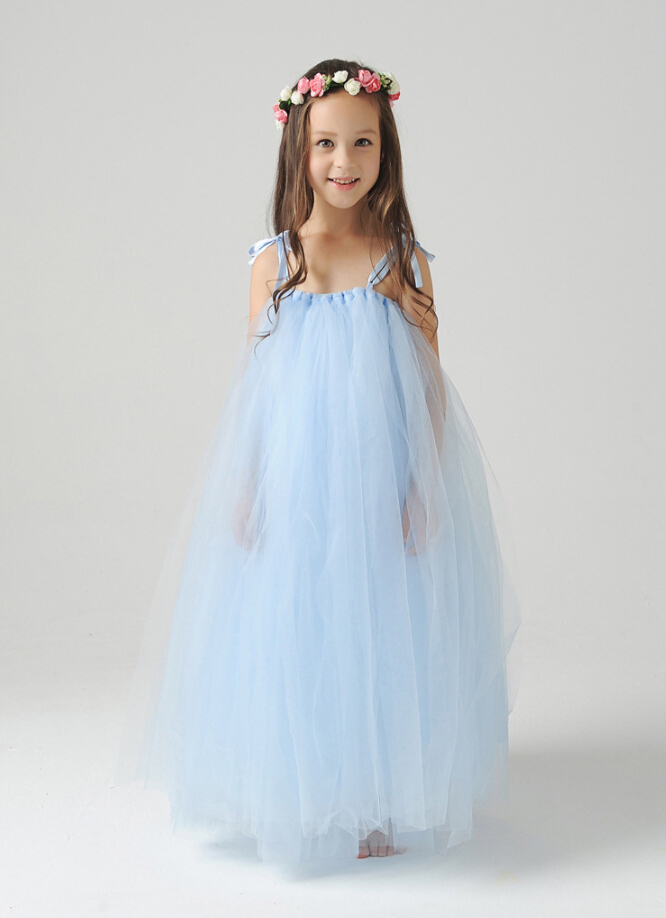 2019 Beautiful Kids Fairy Dress Children Girls Dresses Long Girls Party  Dress Tulle Princess Dress In Dresses From Mother U0026 Kids On Aliexpress.com  | Alibaba ...