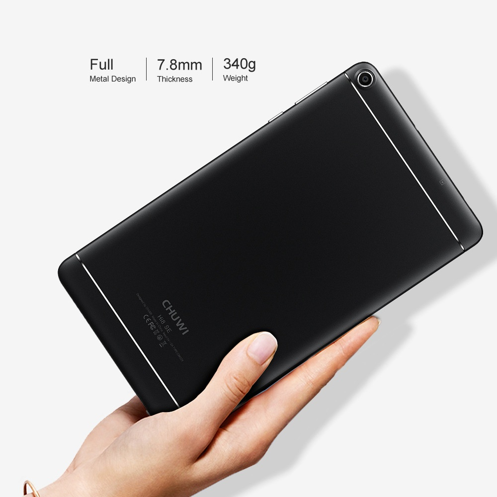 CHUWI Hi8 SE tablette PC Android 8.1 MTK8735 Quad Core 2 GB RAM 32 GB ROM double caméra double WIFI 2.4G/5G 8 pouces 1920*1200 tablettes - 4