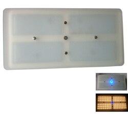 24V DC Kühle Whit/Warm Weiß LED Kristall Dach Decke Licht Caravan/RV/Wohnmobil/Marine