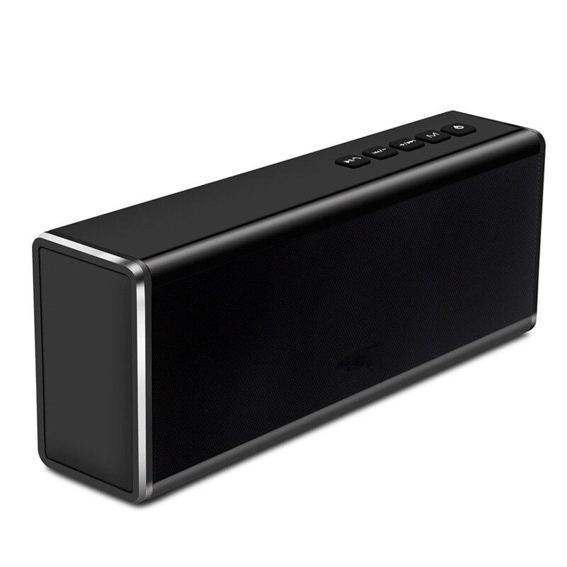 20 W Poderoso subwoofer Portátil Sem Fio Bluetooth Speaker Baixo rádio FM Coluna centro de música de ALTA FIDELIDADE pc boom box de som Mãos Livres caixa