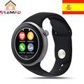 [Испании Центр] С1 Smart Watch IP67 Водонепроницаемый Smartwatch Bluetooth 3.0/4.0 Часы Жест Управления Часы Для Apple Android IOS