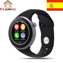 [ Spain Mall ] C1 Smart Watch IP67 Waterproof Smartwatch Bluetooth 3.0/4.0 Watch Gesture Control Clock For Apple Android IOS