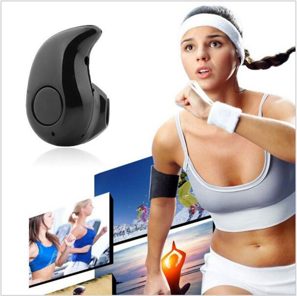 S530 In ear Wireless Earbud Bluetooth V4 0 Earphone Stereo Headset With Microphone Hands free for