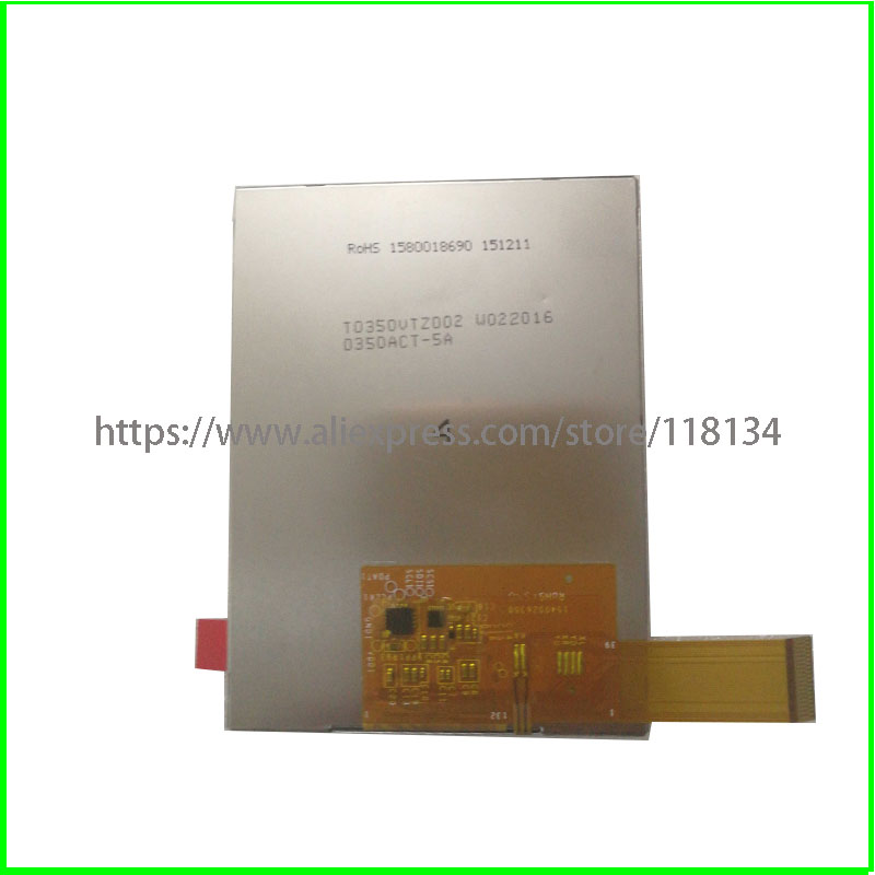 New lcd for CipherLab CP60 UHF LCD T0350VTZ002 display panel screenNew lcd for CipherLab CP60 UHF LCD T0350VTZ002 display panel screen