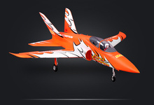 FMS Model 90mm RC Jet Scorpion Kit FMS097