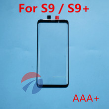 1pcs Front Outer Glass Lens Screen For Samsung Galaxy S8 S9 S10 Note 8 9 10+ S10e Plus Touch Screen Replacement
