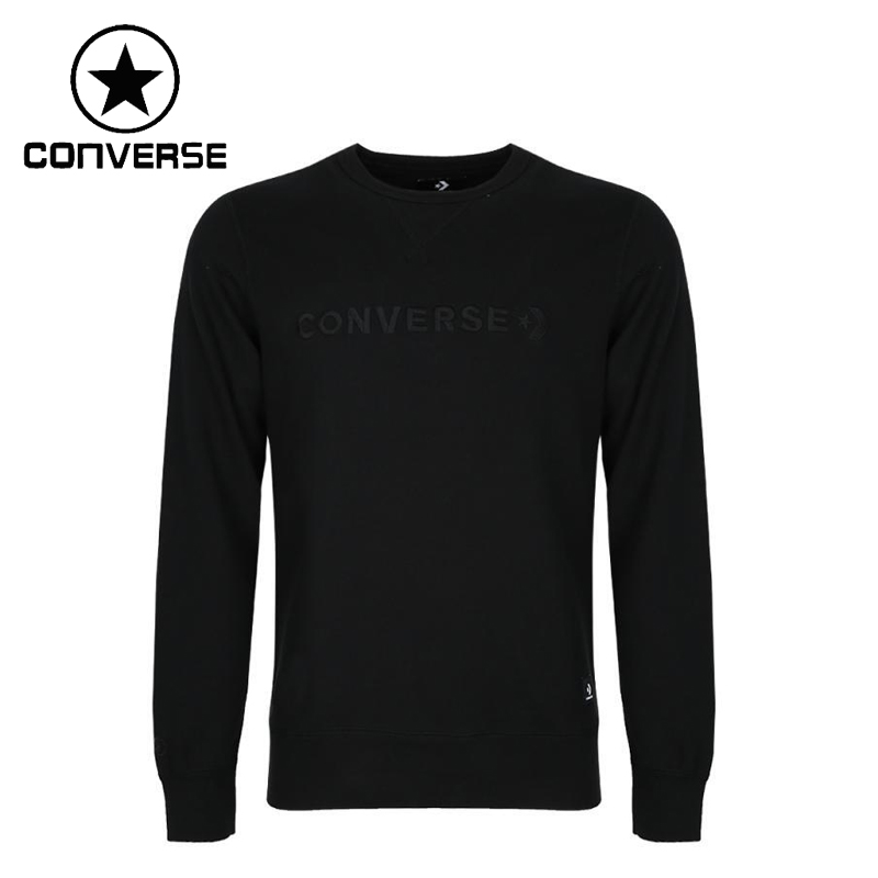 Original New Arrival 2019 Converse Essentials Crew Mens Pullover Jerseys SportswearOriginal New Arrival 2019 Converse Essentials Crew Mens Pullover Jerseys Sportswear