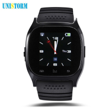 2017 Waterproof Smart Watch M26 Woman Men Bluetooth Smartwatch Sync Phone Call Pedometer Anti-Lost For Android Smartphone