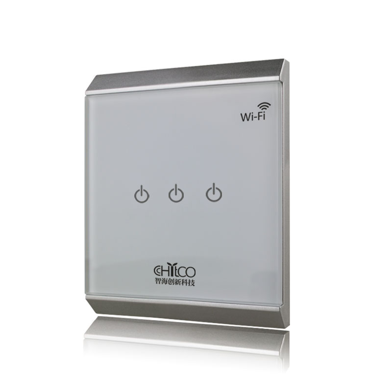 Chitco Professional font b Smart b font Wifi Switch Intelligent WiFi Remote Center for Home Automation