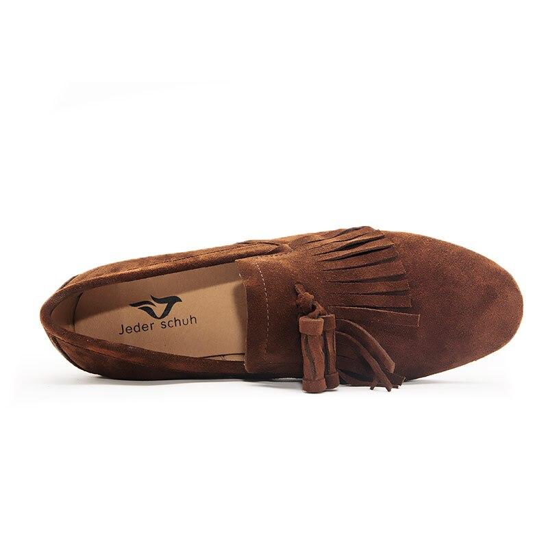 Suede Coffee Fringe Partido Con Brogue Los Hombres Shoes Mano A Y Clásico Impresión Holgazanes Zapatos Hechos qwRw6PAv