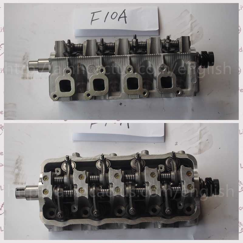Quick Delivery   F10A   Complete Cylinder Head  11110-80002  for  Suzuki SJ410/Sierra/Jimny/Samurai/Supper carry