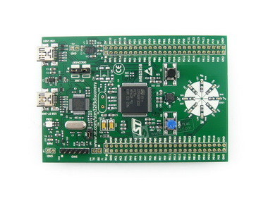 STM32F3DISCOVERY evaluation development board