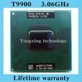 Пожизненная гарантия Core 2 Duo T9900 3.06 ГГц 6 м 1066 двойной ноутбук процессоры ноутбук процессорный сокет PGA 478 контакт. компьютер оригинальный