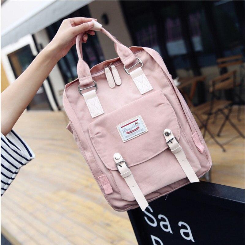 Brand teenage backpacks for girl Waterproof Kanken Backpack Travel Bag Women Large Capacity School Bags For Girls Mochila