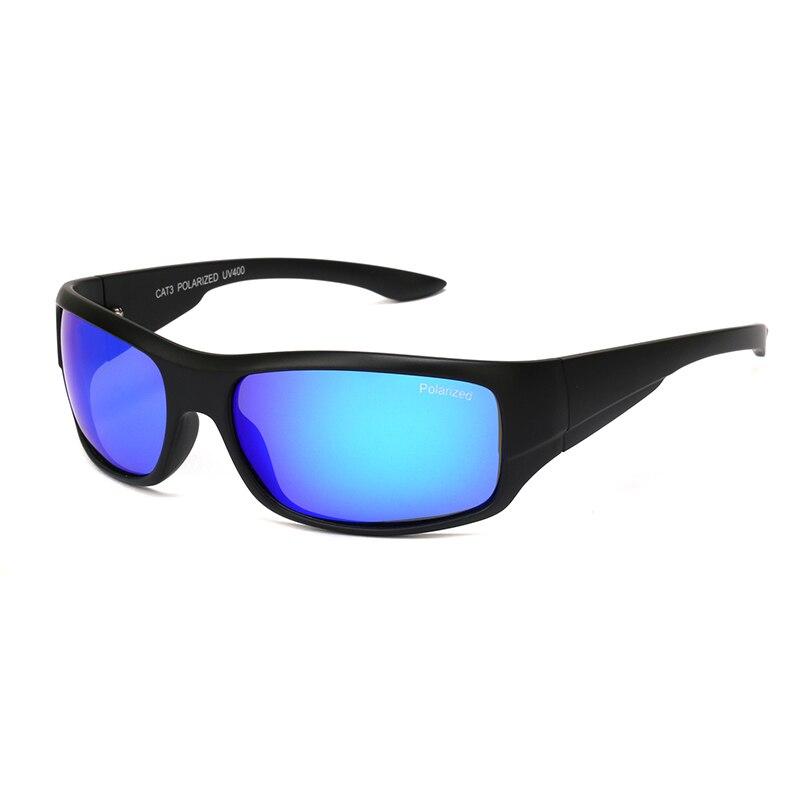 Поляризованные очки для рыбалки Для мужчин рыбалка очки велосипедные Кемпинг Пеший Туризм очки с защитой от УФ-излучения оптика Gafas Ciclismo. A02 - Цвет: 8605-002