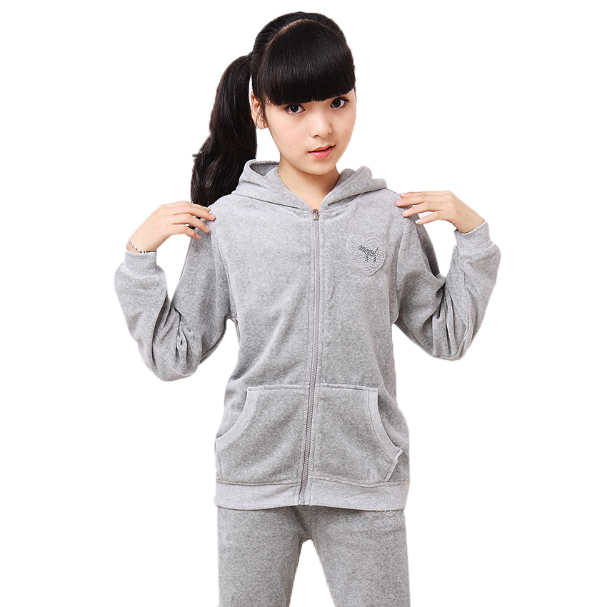 Girls Clothing Sets Brand Kids Clothes Sports Suit Kid ...