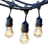 China original do vintage feito de brilho ao ar livre lâmpada led corda luzes da corda decorativos