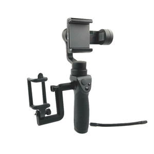 Image 2 - 1.97 3.35 inch Extending Cell Phone Mount Holder for DJI OSMO Mobile 1 Handhold Gimbal Stabilizer Portable Monitor Mount Stand
