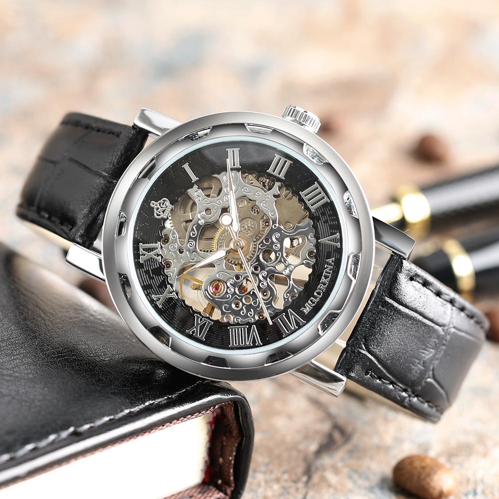 HTB1syUaQVXXXXb6XpXXq6xXFXXXb - MG.ORKINA Mechanical Skeleton Watch for Men