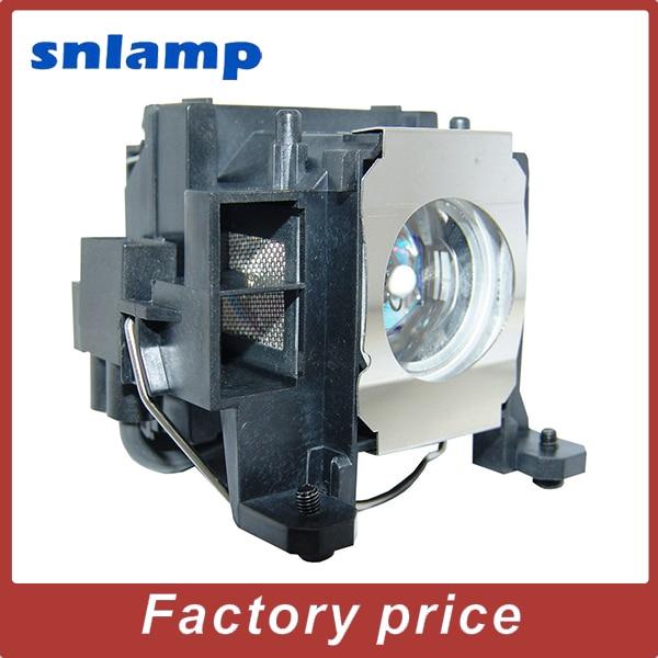 Projector Lamp Module ELPLP48//V13H010L48 for Epson EMP-1725//EMP-1735W//EMP-1730W