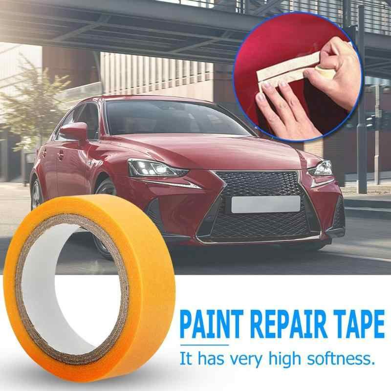 페인트 스프레이 마스킹 고무 테이프 페인트 관리 도구 자동차 페인트 스크래치 수리