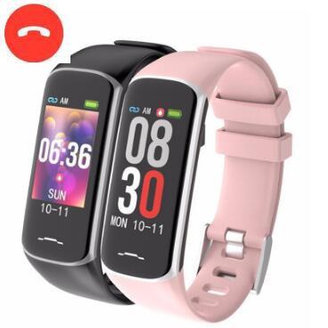 B2 Bracelet intelligent fréquence cardiaque pression artérielle smartwatch Bracelet intelligent tracker Fitness bande intelligente montre intelligente hommes pk xiomi