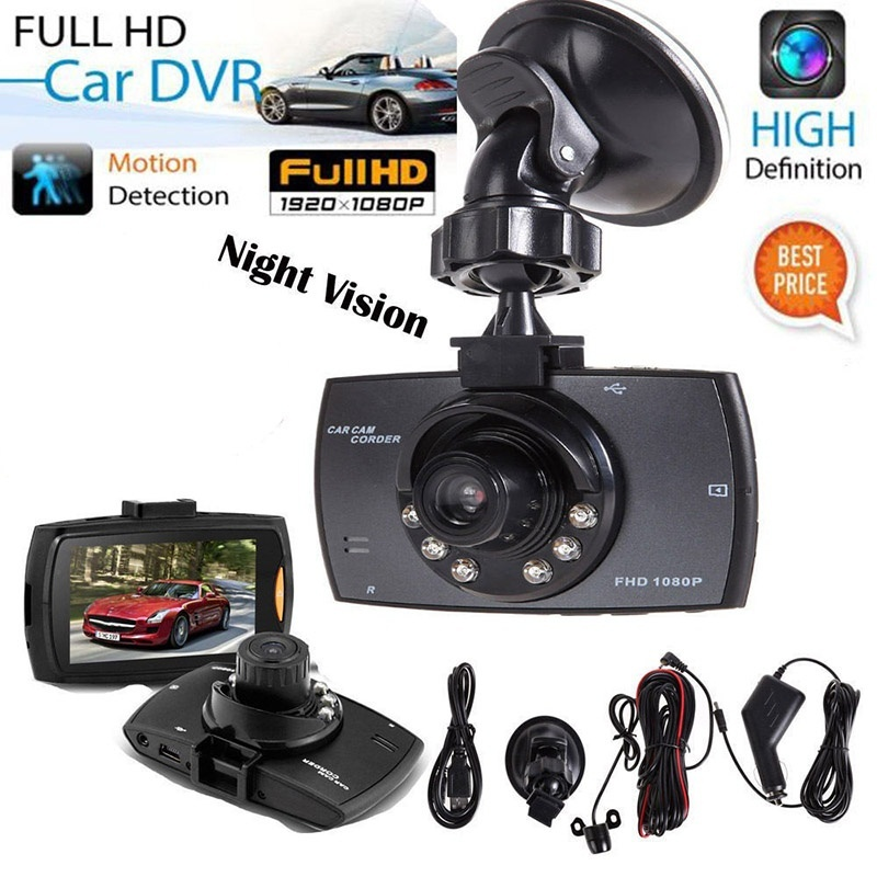 Cam-Recorder Invisible Camera Car-Dvr Angle-Lens Video-Dash Night-Vision Wide 90-Degree