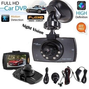 цена на 2.2 Inch G30 H300 Invisible Car DVR 90 degree Wide Angle Lens Night Vision Video Dash Cam Recorder Camera Car Recorder 5
