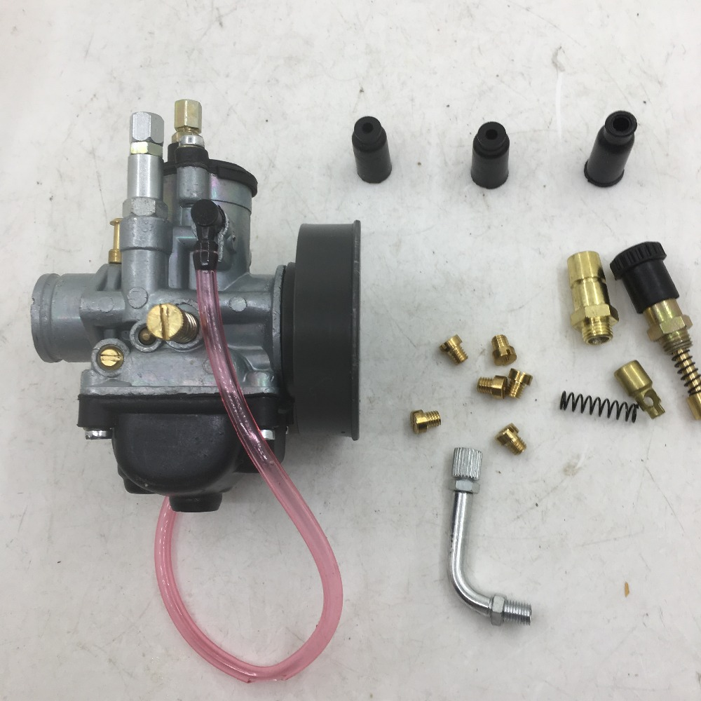 купить SherryBerg carb carburetor carburettor PHBG 21mm racing phbg21 dellorto Model for KTM HONDA come with air filter & manual choke по цене 2719.22 рублей