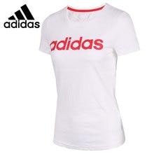 Original New Arrival 2017 Adidas NEO Label W CE ADI TEE Women's T-shirts short sleeve Sportswear