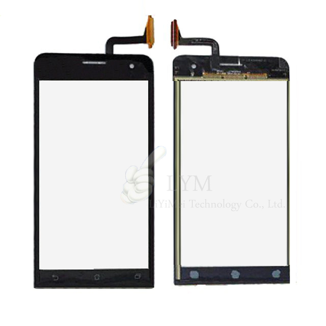"5.0"" Black TP for Asus Zenfone 5 A500CG A501CG A500KL T00F T00J T00P Touch Screen Digitizer Panel No LCD Free Shipping+Tools"