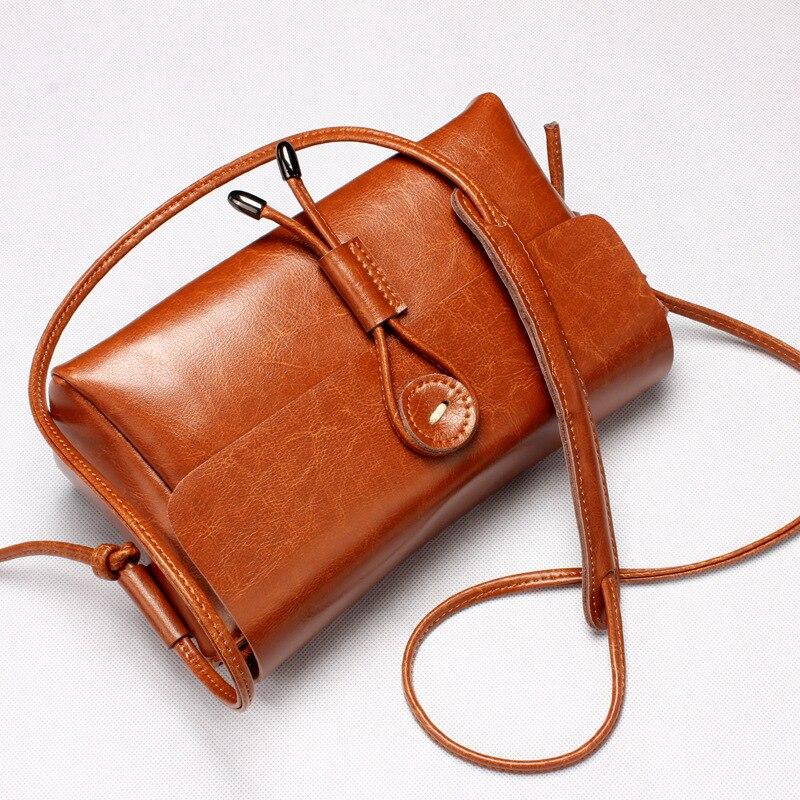 მოდის ქალთა crossbody bag - ჩანთები - ფოტო 3