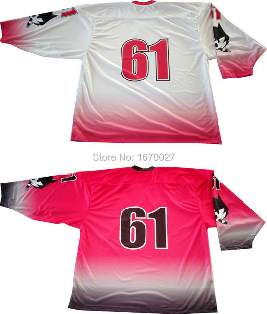 Custom women team Ice hockey jerseys-in Hockey Jerseys from Sports    Entertainment on Aliexpress.com  2b45c4913