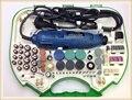 Kit de polimento de jóias relógio, polimento Motor com 161 acessórios de polimento, conjunto completo de polimento motor,