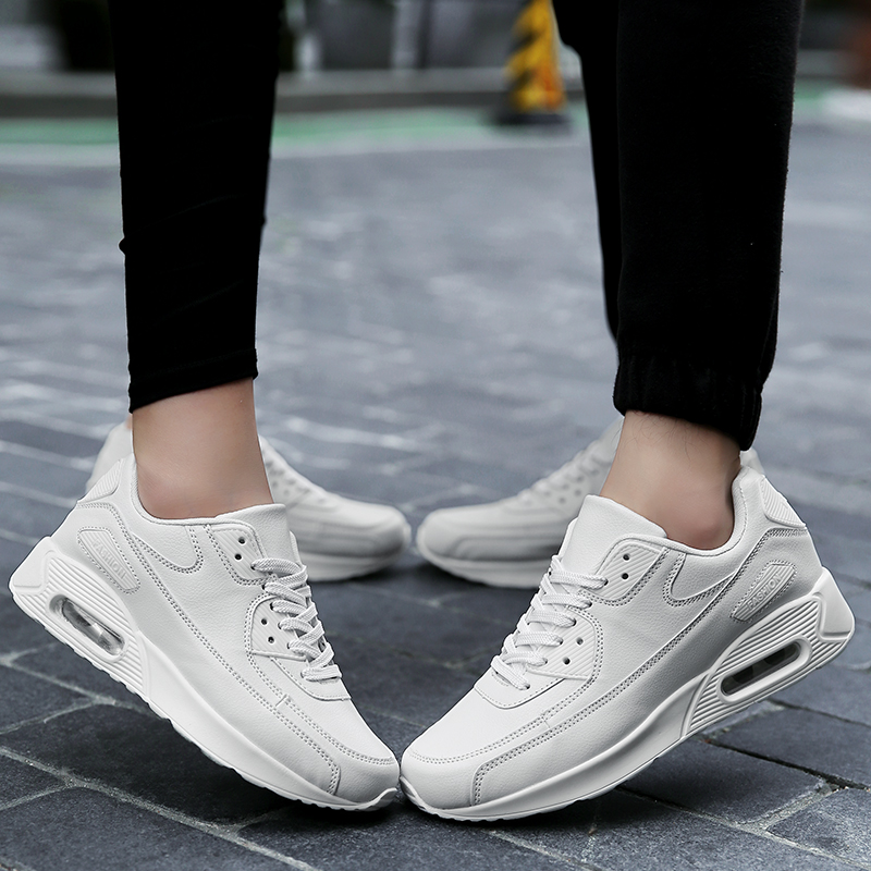 2017 spring new sneakers men couple breathable personality running shoes black women Zoom Air air cushion Max Sports shoes