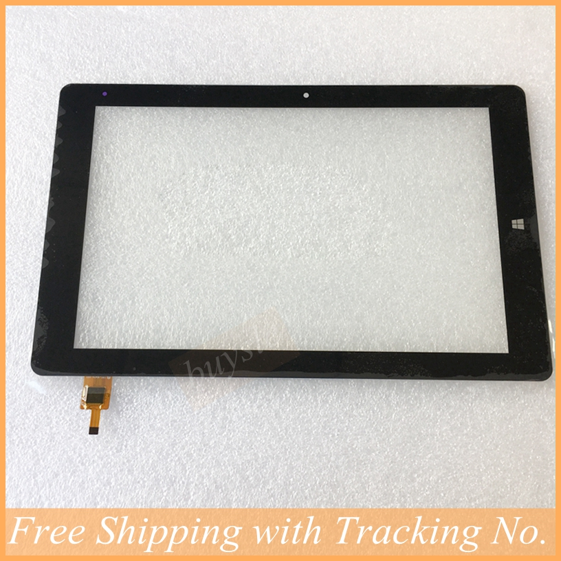 New touch screen Digitizer For 10.1 inch Chuwi Hi10 Pro CW1529 Dual OS Windows & Android Tablet FPC-10A24-V03 ZJX panel Sensor high quality black new for 10 1 fpc 10a24 v03 zjx touch screen digitizer glass sensor replacement parts free shipping