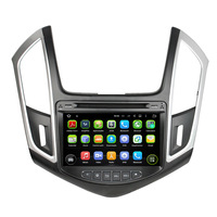 KLYDE 8 2 Din Android 8.1 Car Radio For Chevrolet CRUZE 2015 Car Audio Multimedia Car Stereo DVD Player Steering Wheel Control