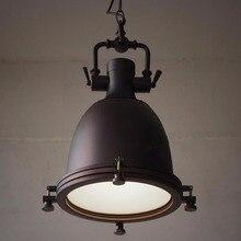 lámpara industrial grande RETRO VINTAGE