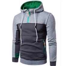 2017 New Arrival High Grade Brand Design Sportswear Men Sweatshirt Male Hooded Hoodies Printed Pullover Hoody  DFSF
