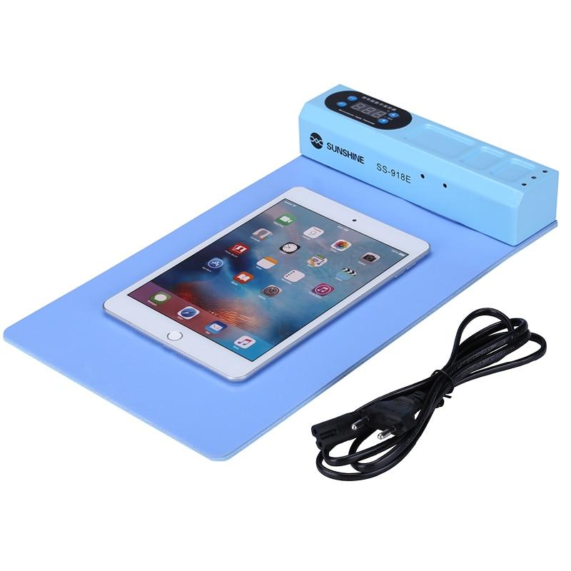 110/220V LCD Separator Machine For IPhone 4 4S 5 5S 6 6S 7 8 Mobile Phone Screen Opening Separate Repair Tools Heating Pad