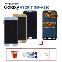 For SAMSUNG Galaxy A3 2017 A320 SM A320F LCD Display Screen replacement for Samsung SM A320FL A320Y display screen lcd module