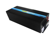 5000W Power Inverter DC 12V 24V 48V to AC 110V 120V 220V 230V 240V 5kw Pure Sine Wave Solar Inverter