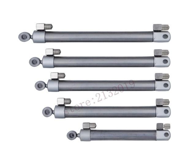 Rekayasa kendaraan model aksesoris Silinder untuk 1/12 rc Excavator/Loader/Buldoser