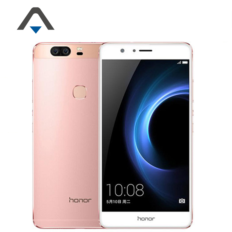 Original Huawei Honor V8 LTE 4G Mobile Phone 5.7